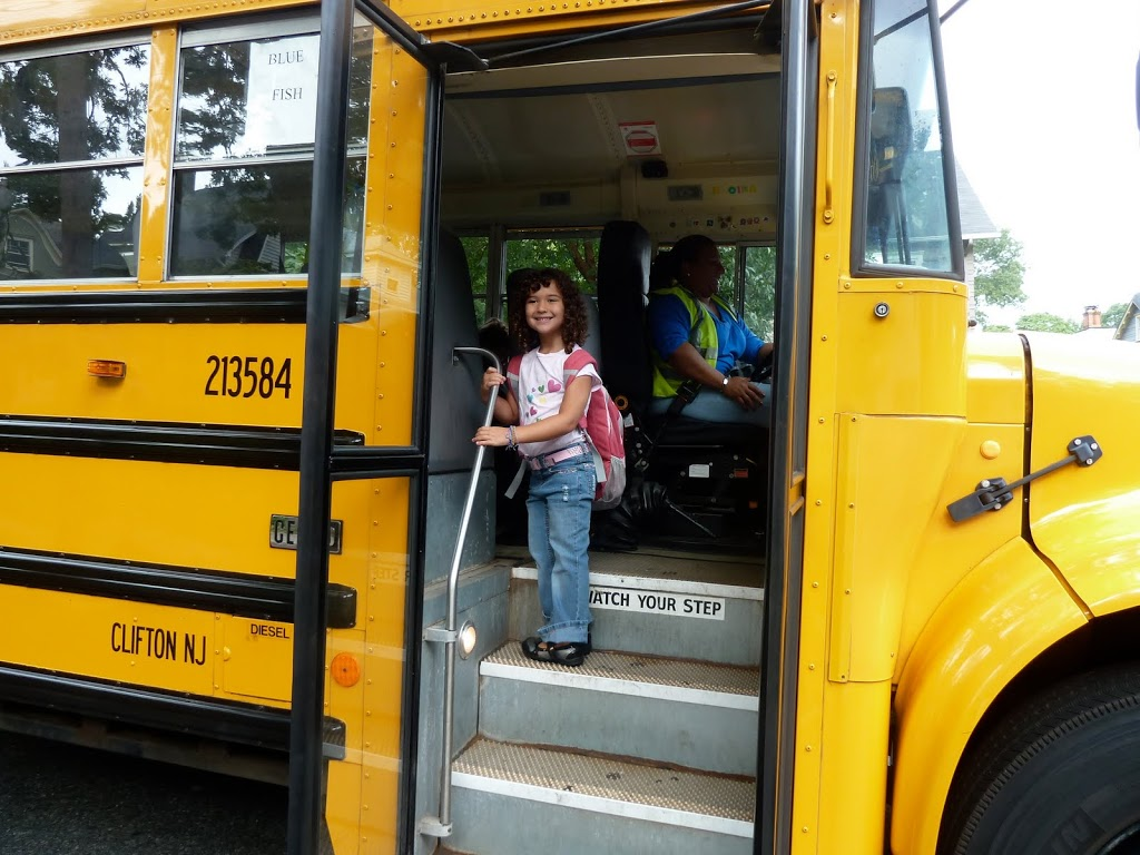Sophie's First Bus Ride to Kindergarten