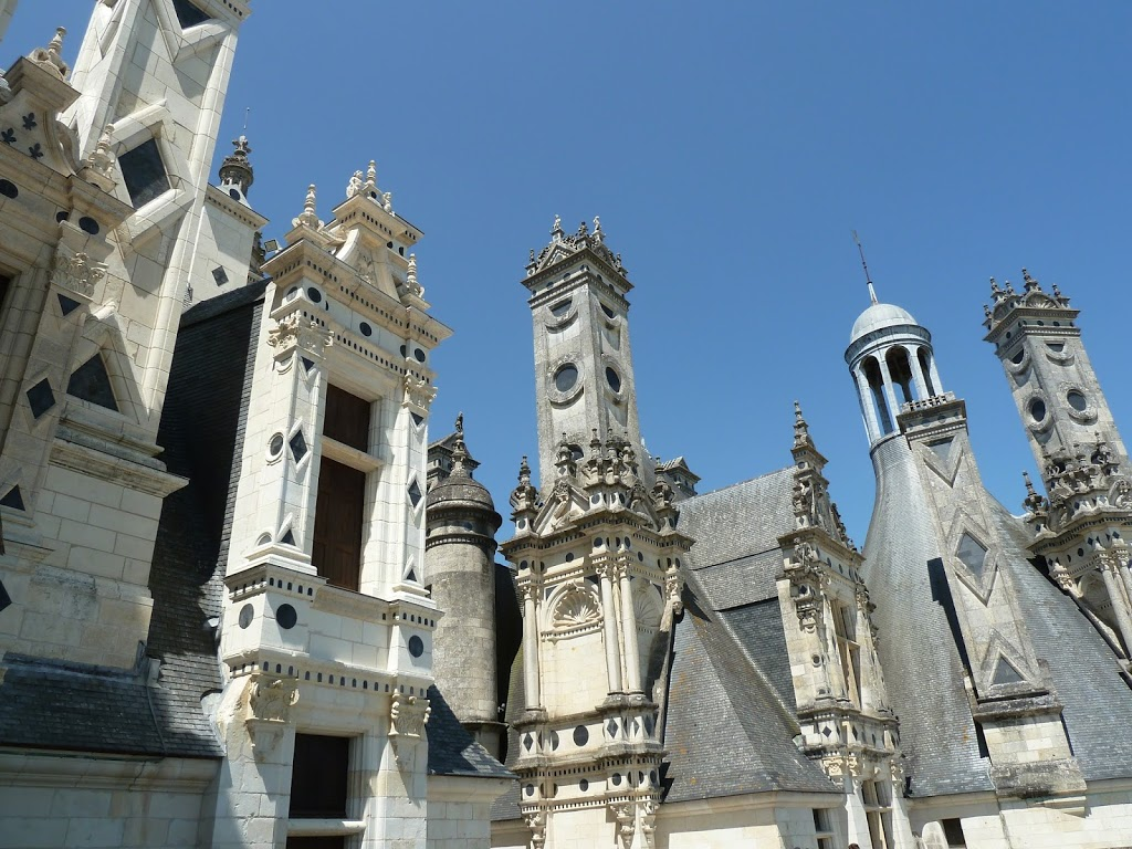 Rooftop Terrace, Chambord