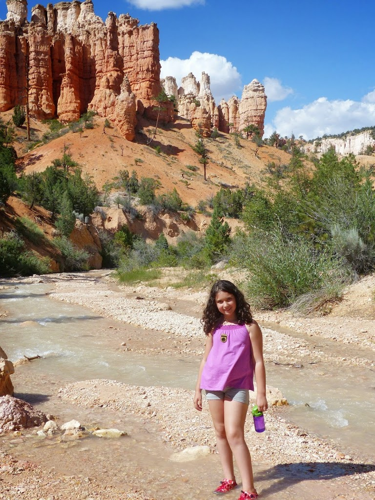 Bryce Canyon - Mossy Cave Hike