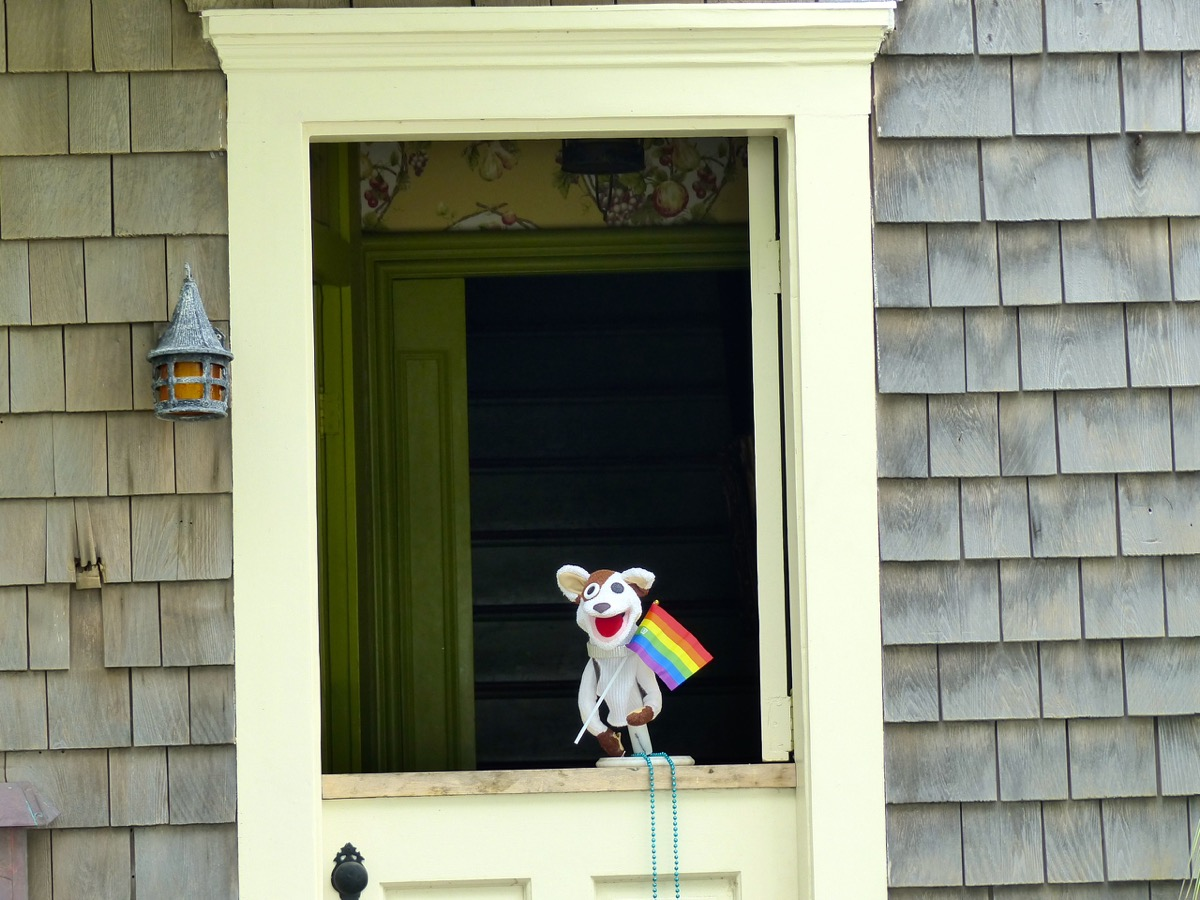Provincetown (gay pride puppet)