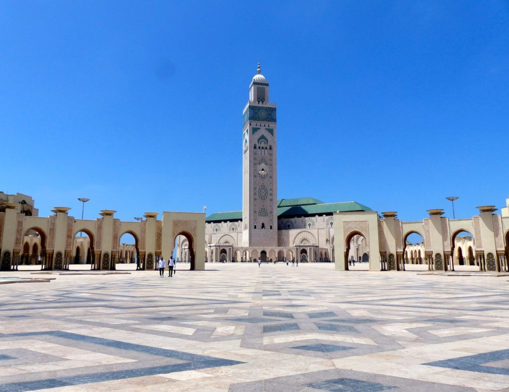 Casablanca - King Hassan II Mosque